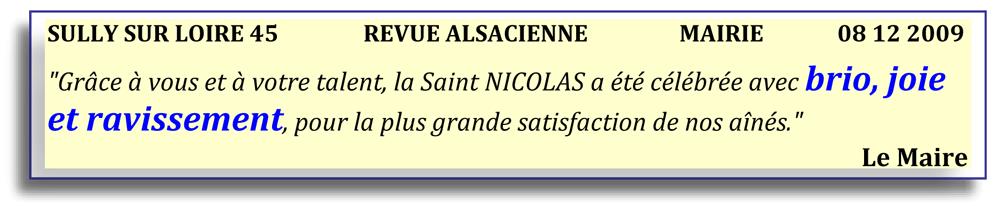 Sully sur Loire - 45-2009-orchestre alsacien