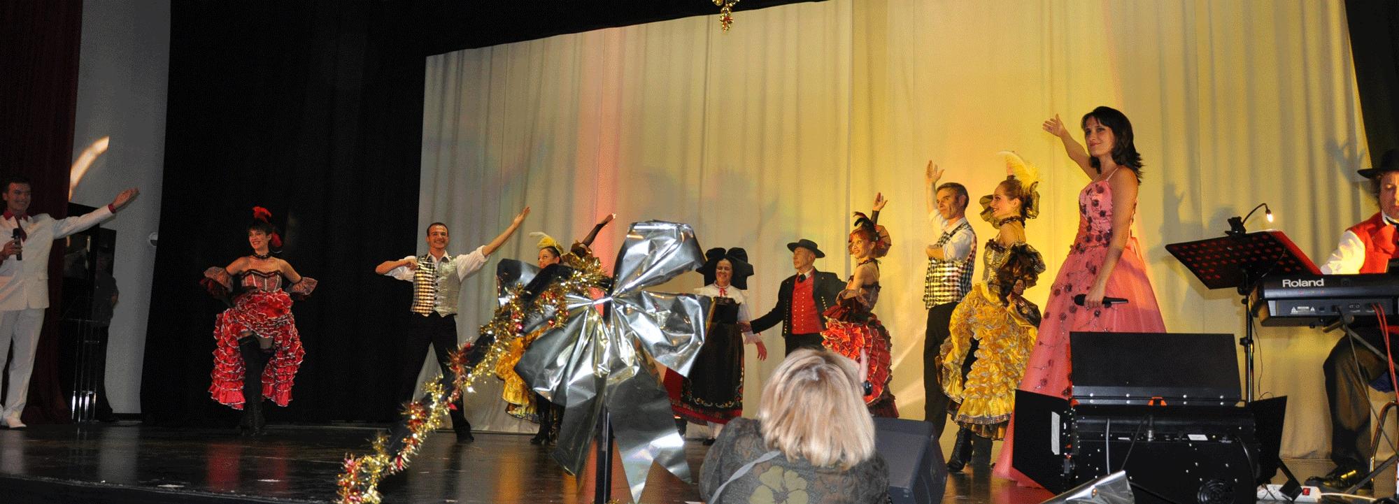 Sully sur Loire - 45-2009-orchestre alsacien 1