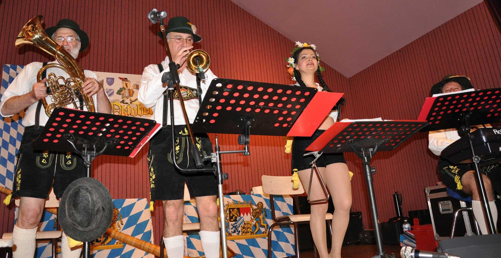 Rosiers sur Loire - 49- 2010- orchestre bavarois 13