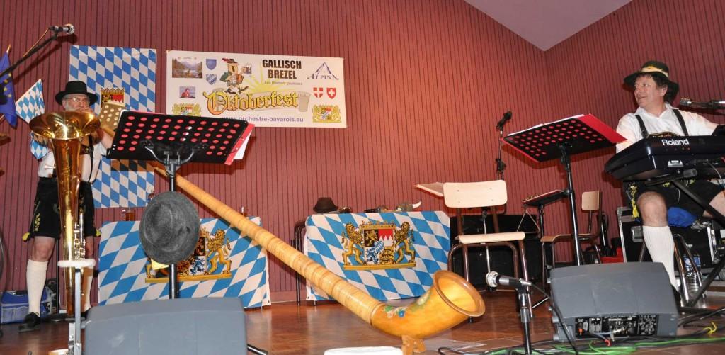Rosiers sur Loire - 49- 2010- orchestre bavarois 18