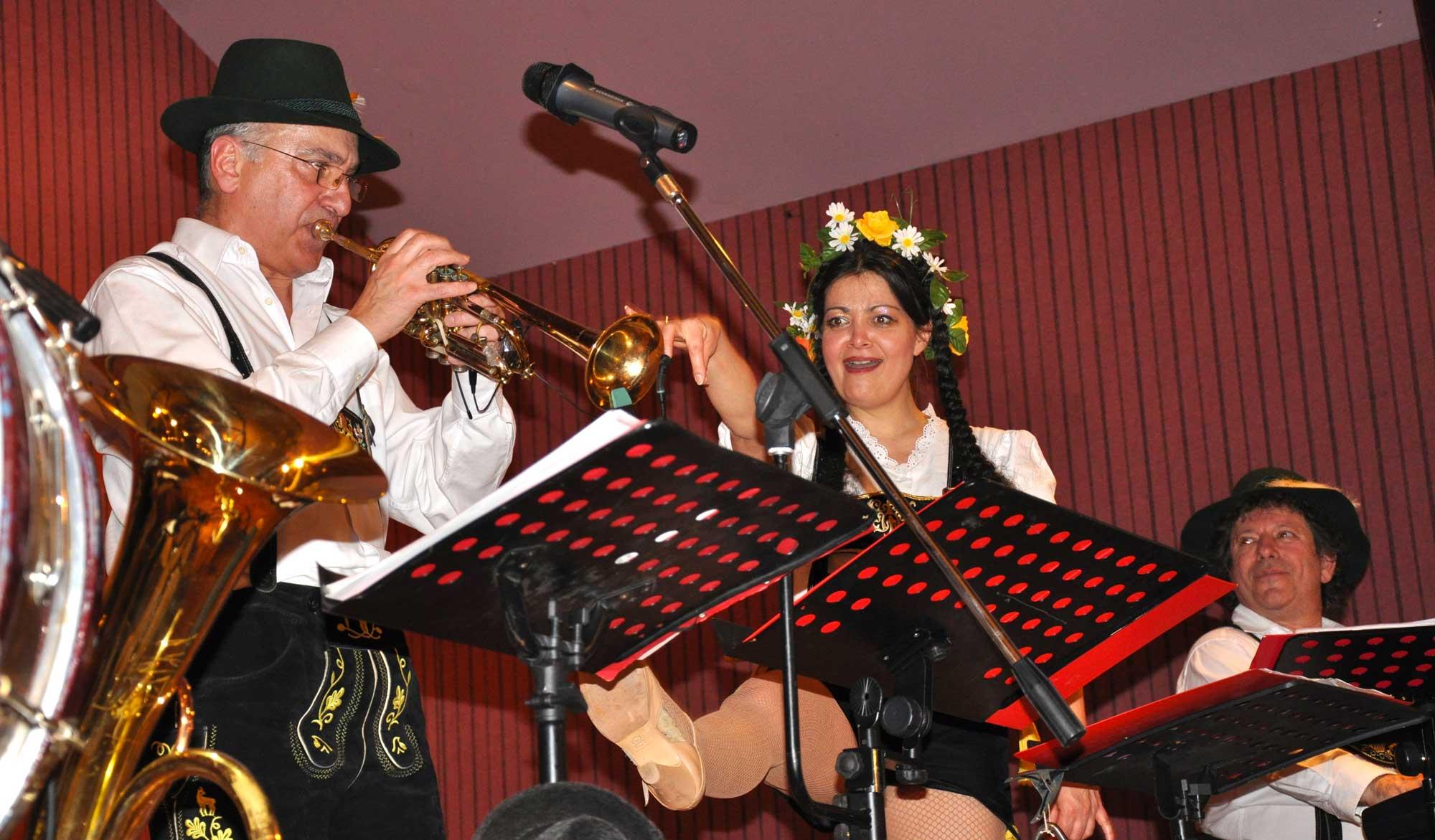Rosiers sur Loire - 49- 2010- orchestre bavarois 2