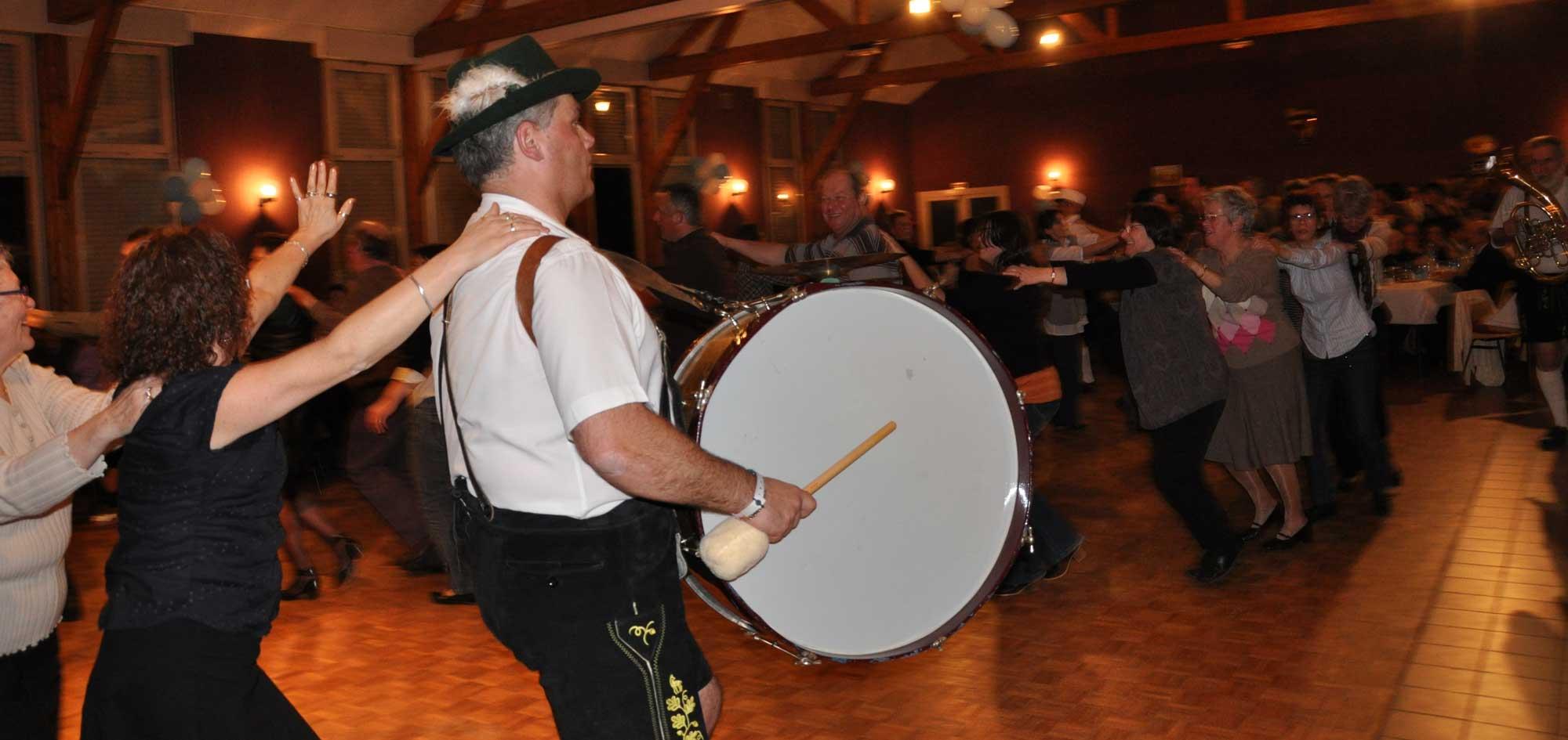 Rosiers sur Loire - 49- 2010- orchestre bavarois 4