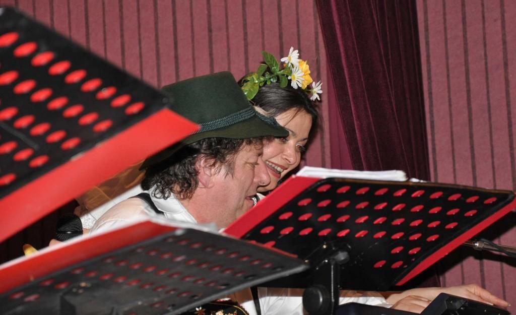 Rosiers sur Loire - 49- 2010- orchestre bavarois 5