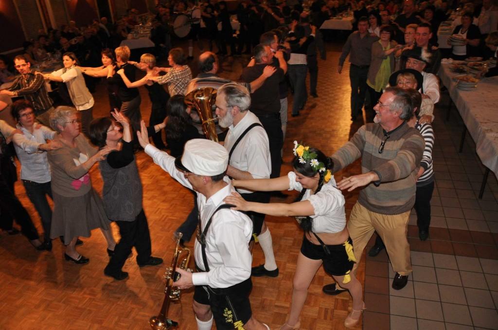 Rosiers sur Loire - 49- 2010- orchestre bavarois 6
