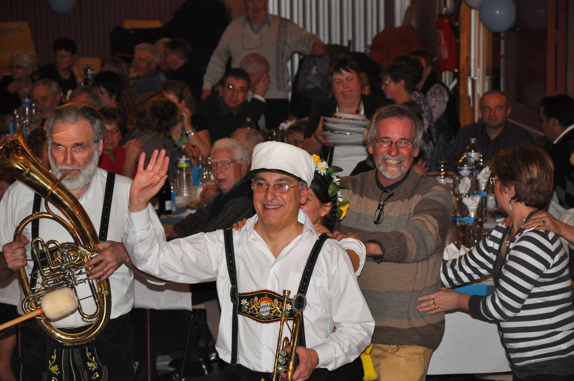 Rosiers sur Loire - 49- 2010- orchestre bavarois 10