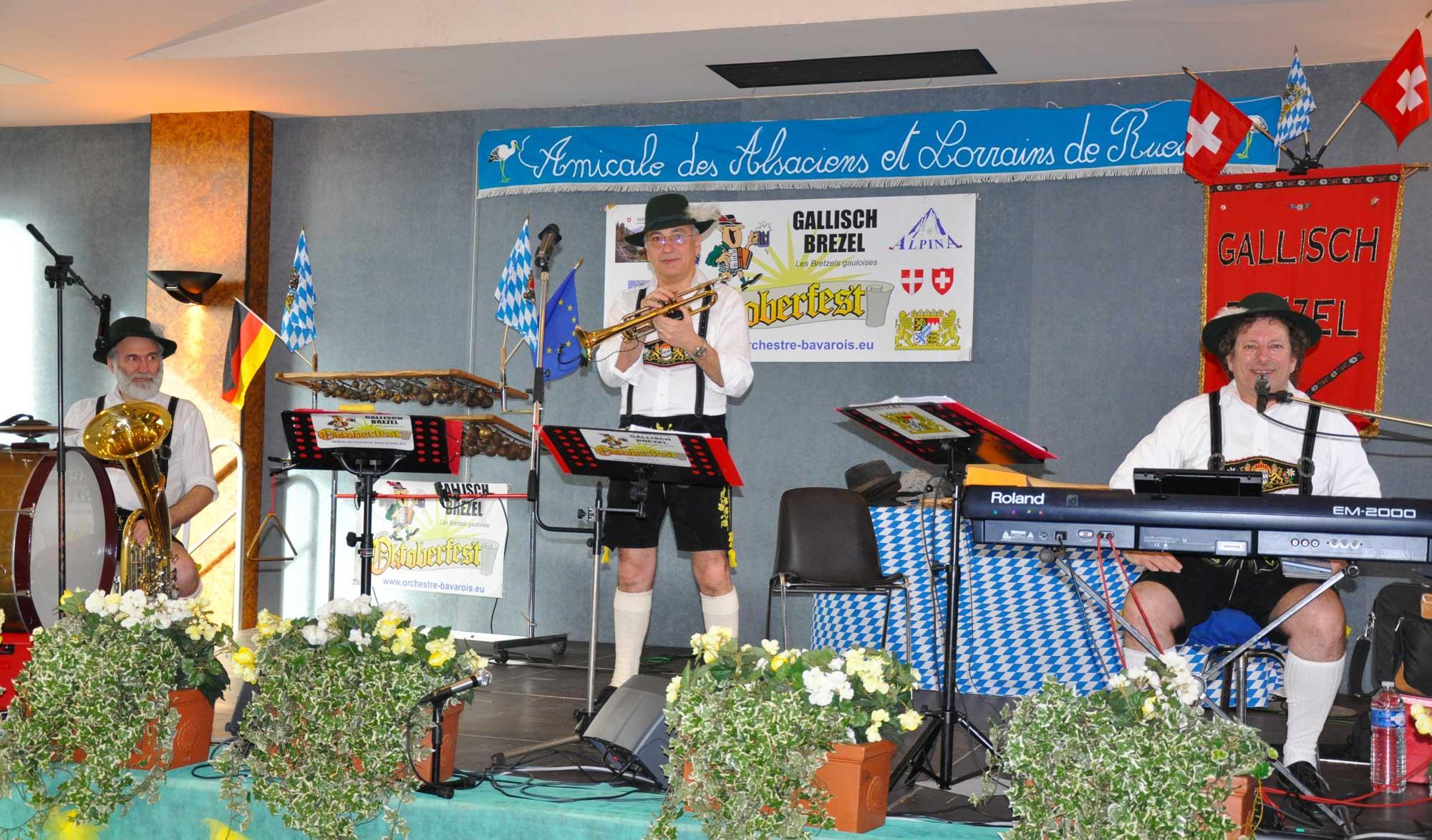 Rueil Malmaison - 92-2010- orchestre bavarois 1