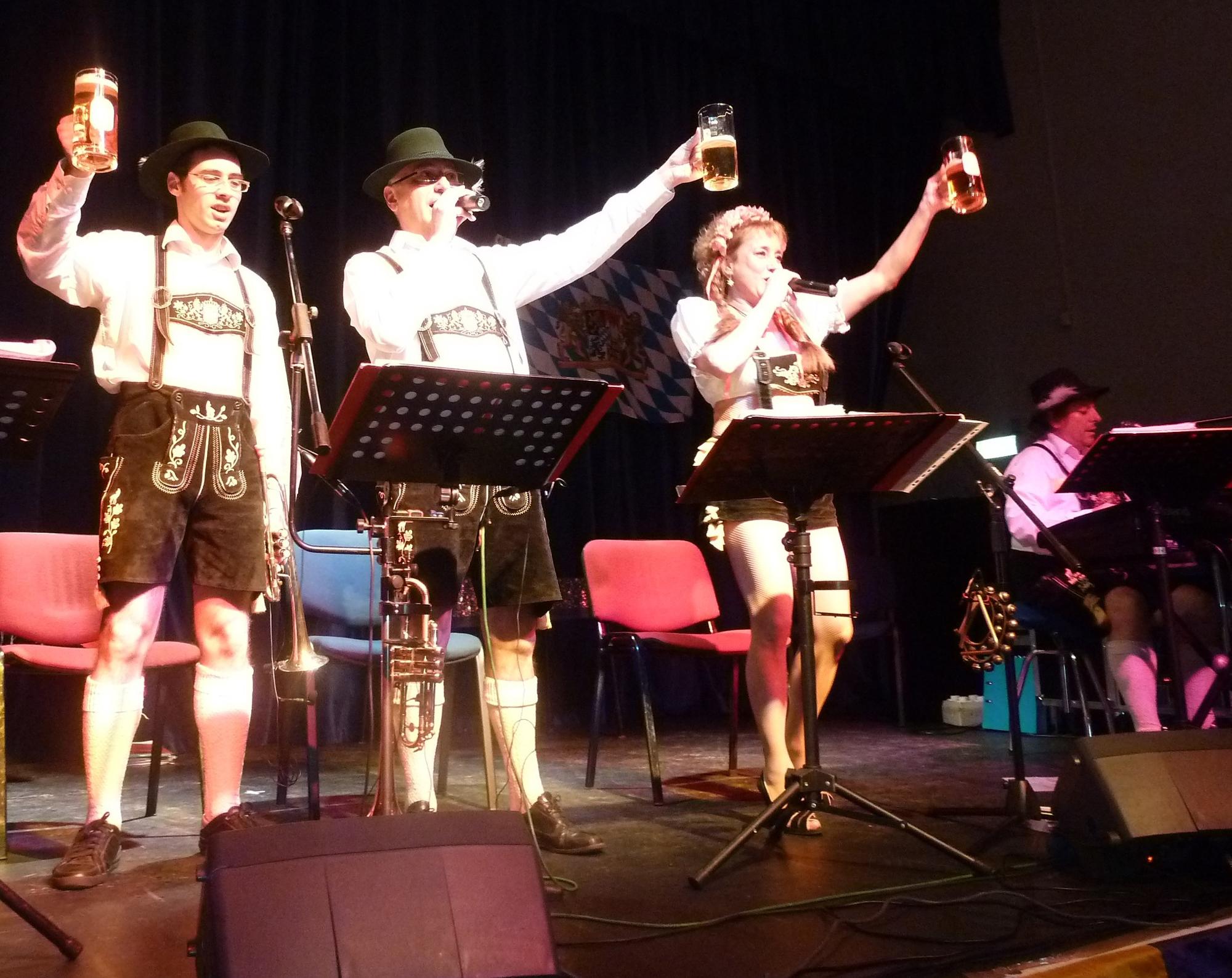 Rosny sous Bois - 93-2011-orchestre bavarois 2
