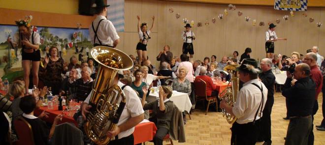 Musiciens de l'orchestre de variété
