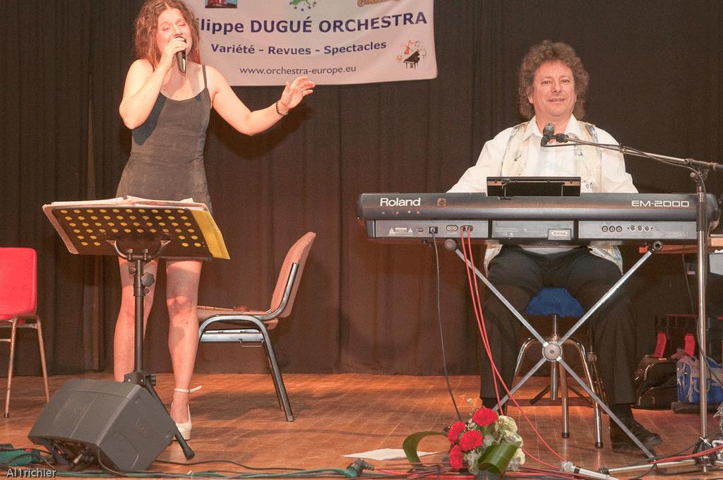Forges les Bains 91-2009-orchestre de variété 4