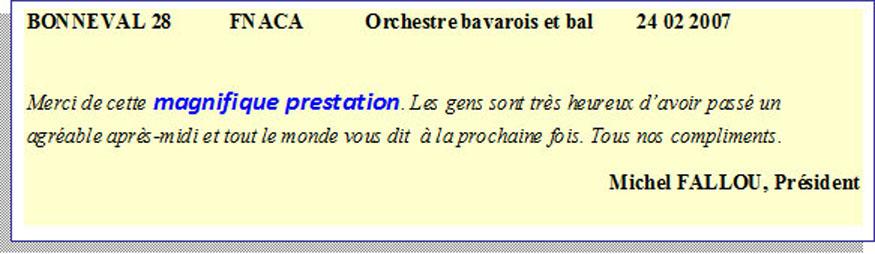 Bonneval 28-2007-orchestre bavarois