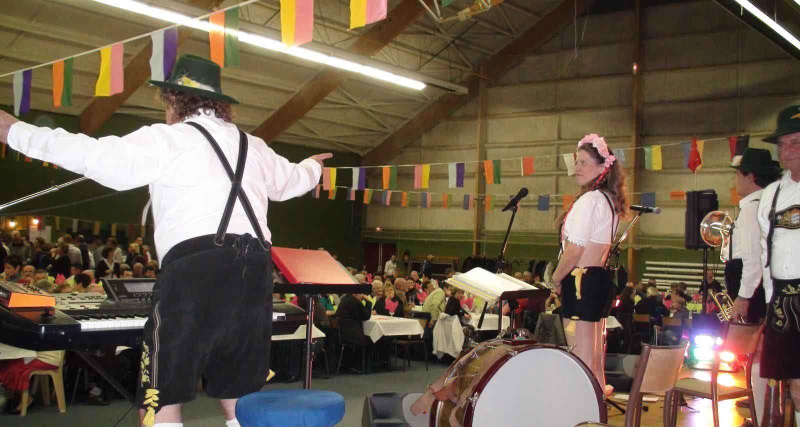 Les Pieux 50 (2009)-soirée bavaroise 5