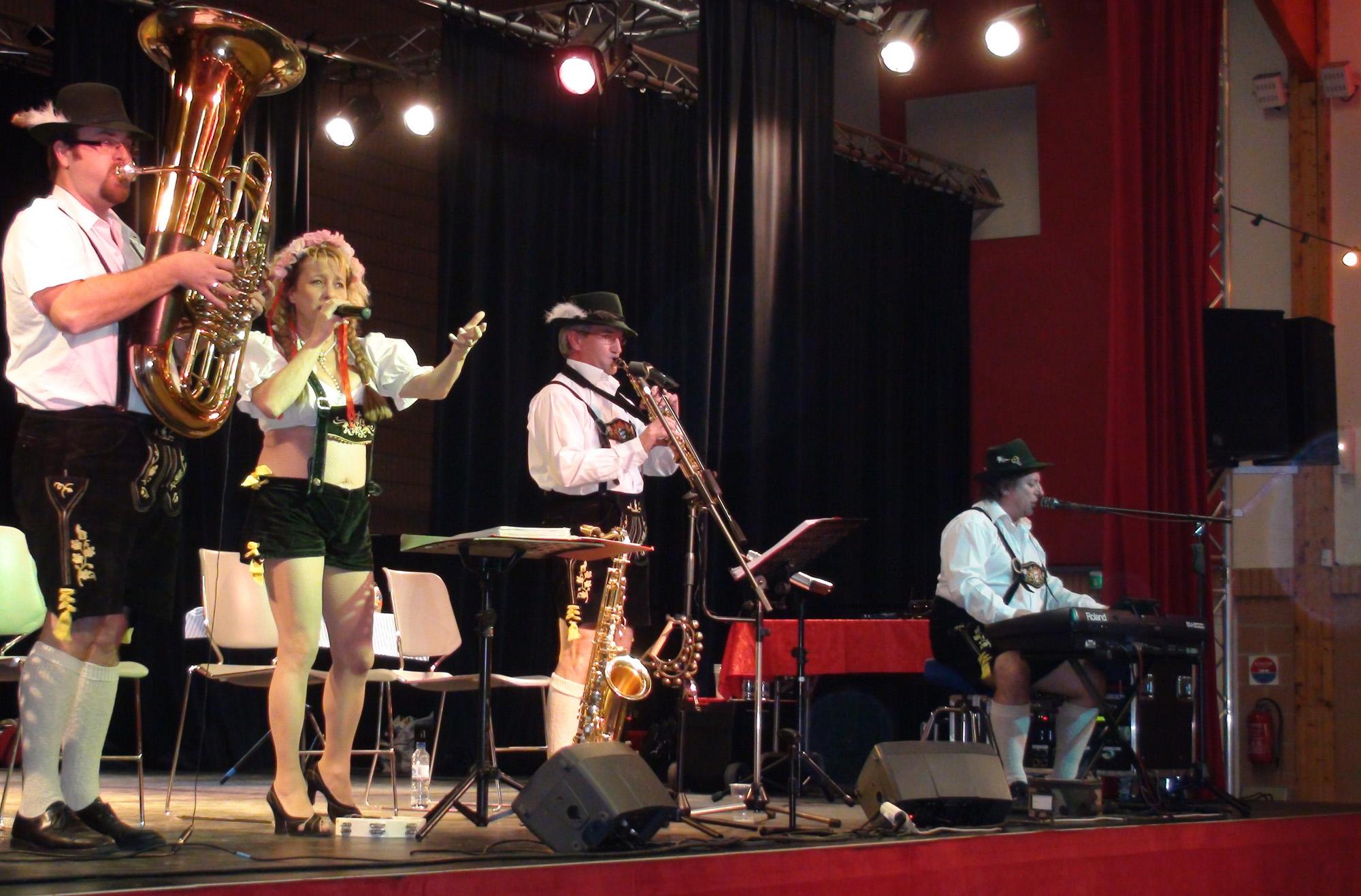 4b Ollainville 12 novembre 2011 orchestre bavarois soirée choucroute