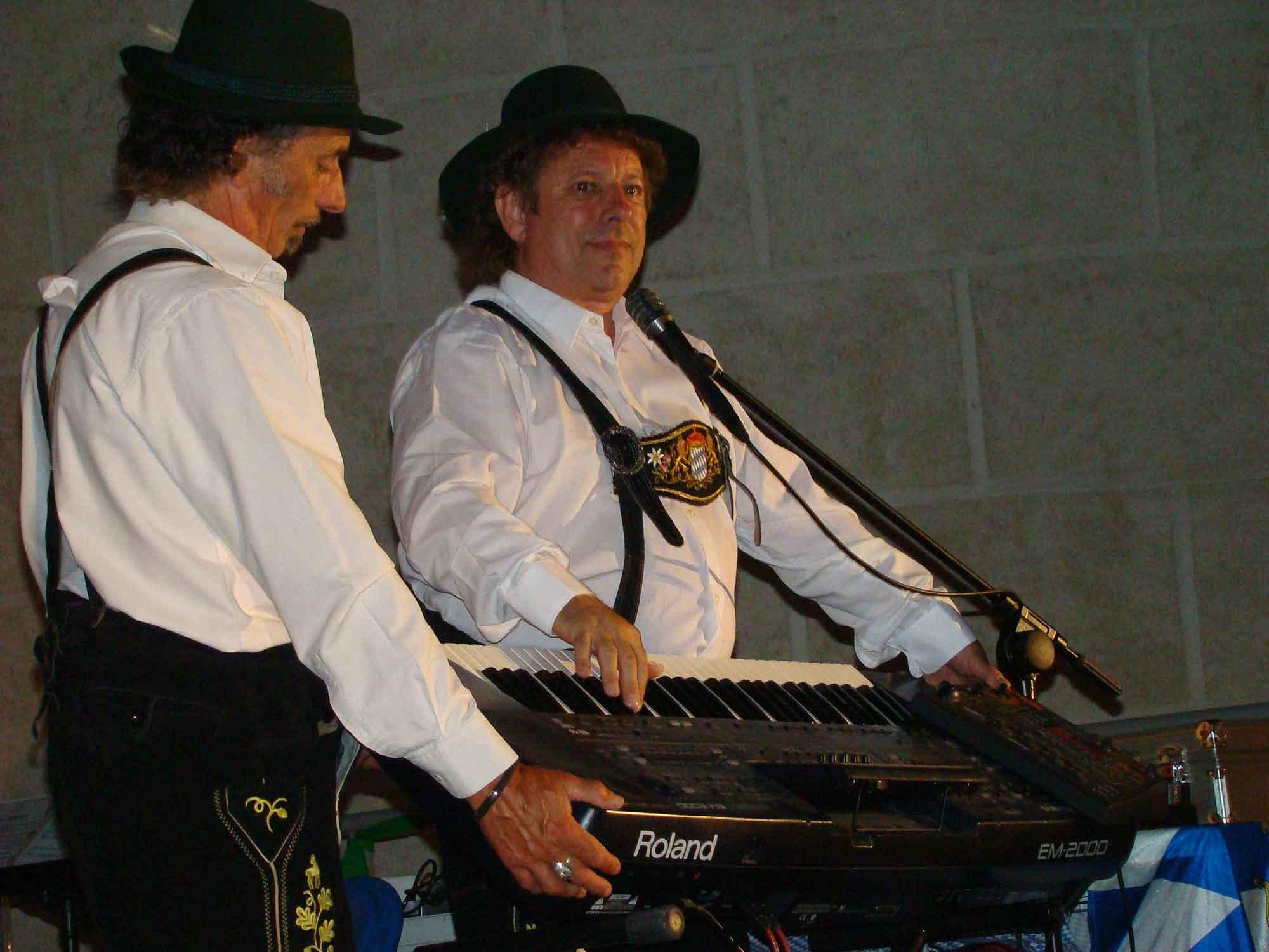 Aurec sur Loire 43-2009-orchestre bavarois 10