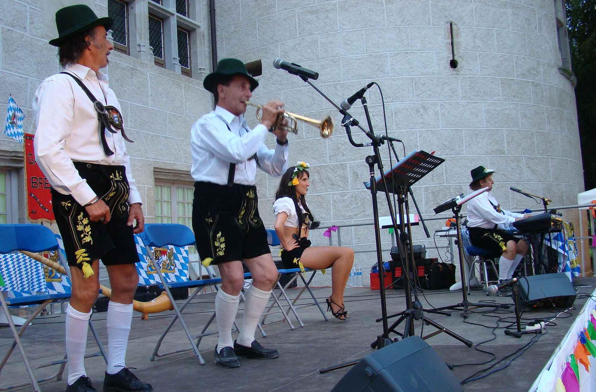 Aurec sur Loire 43-2009-orchestre bavarois 7