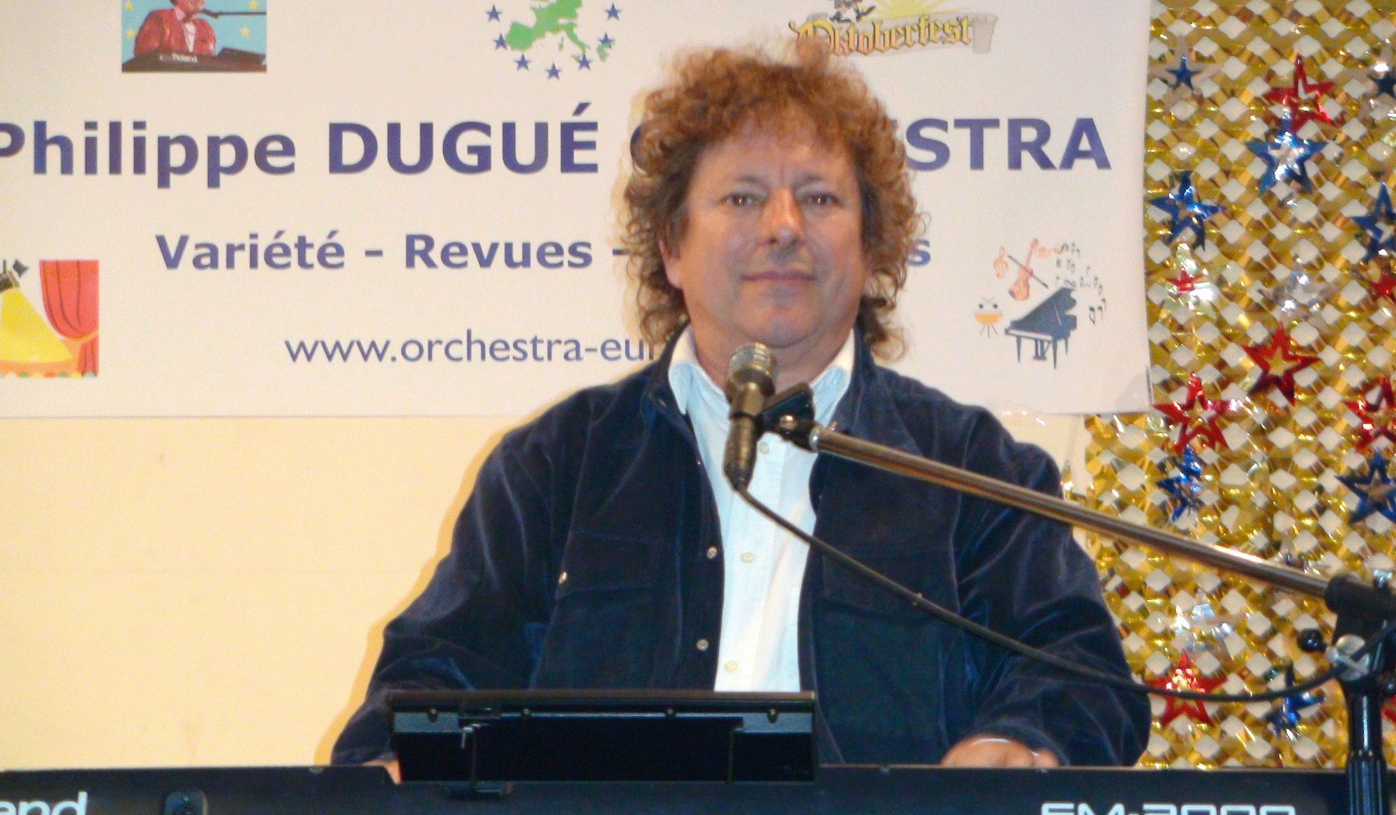 Saint Père sur Loire 45-2009-orchestre de variété 2