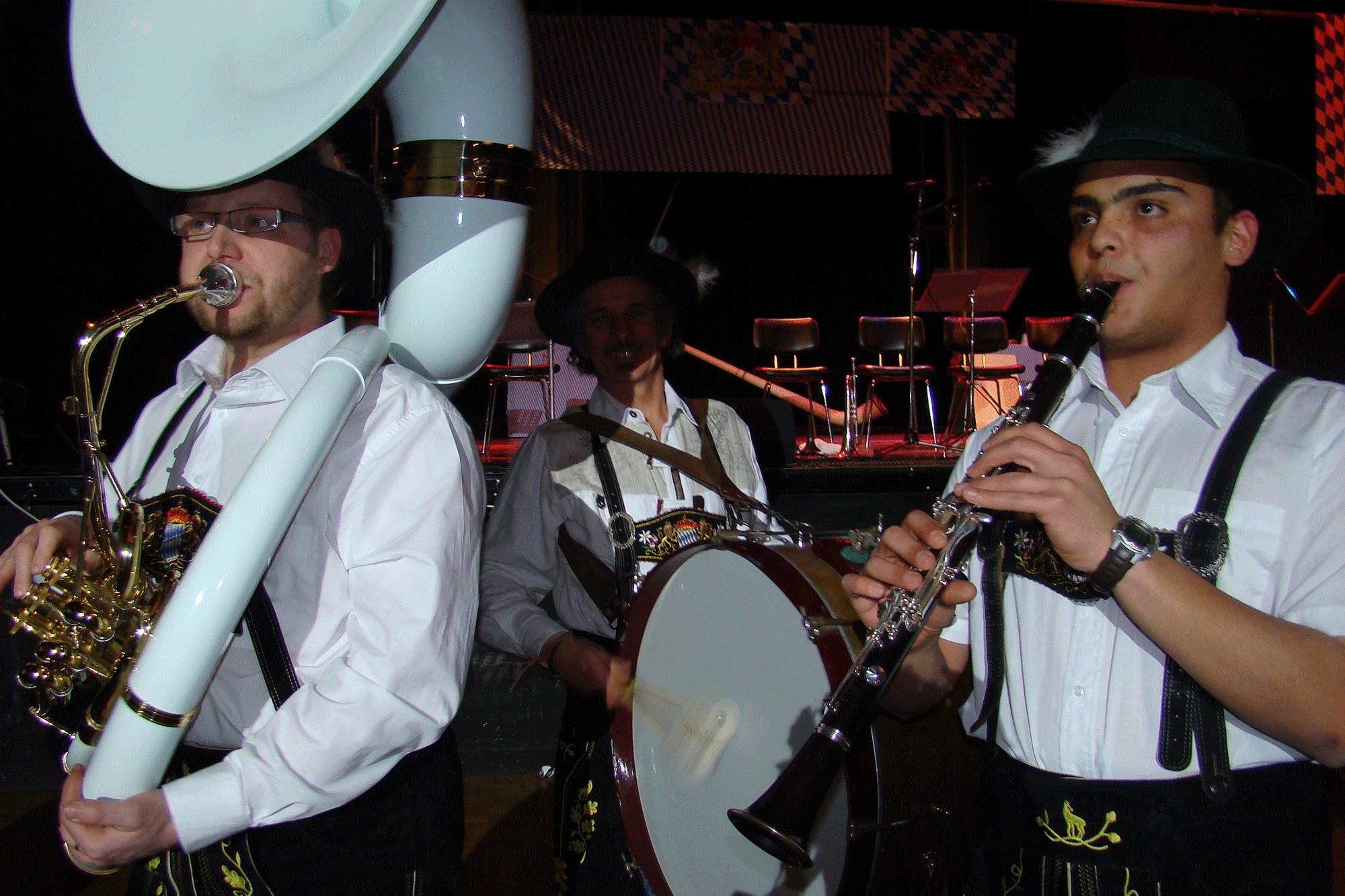 Le Raincy 93-2009-orchestre bavarois 6