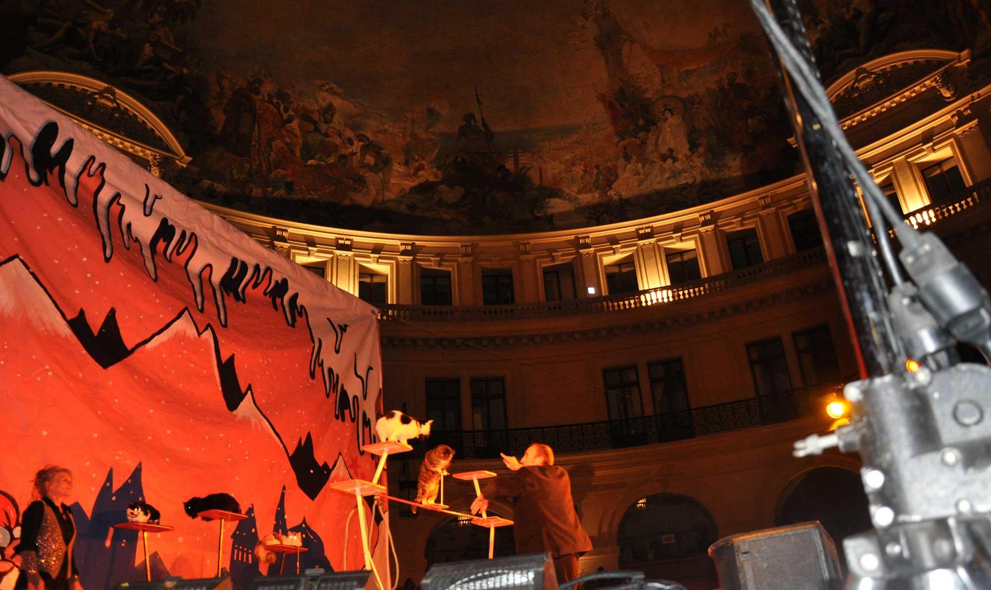 Paris 1-2009-réveillon de noël-orchestre de variété 2