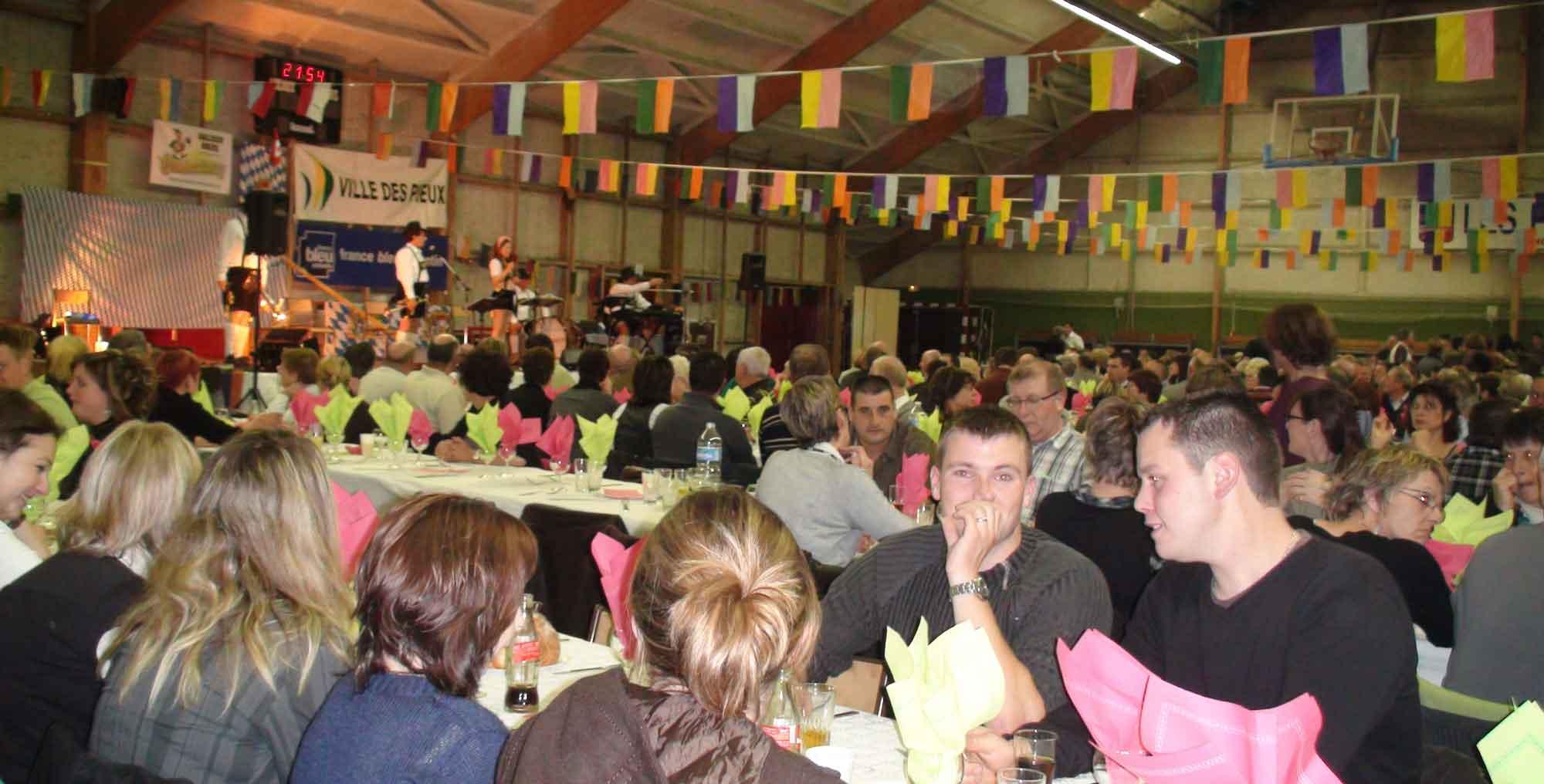 Les Pieux 50 (2009)-soirée bavaroise 1