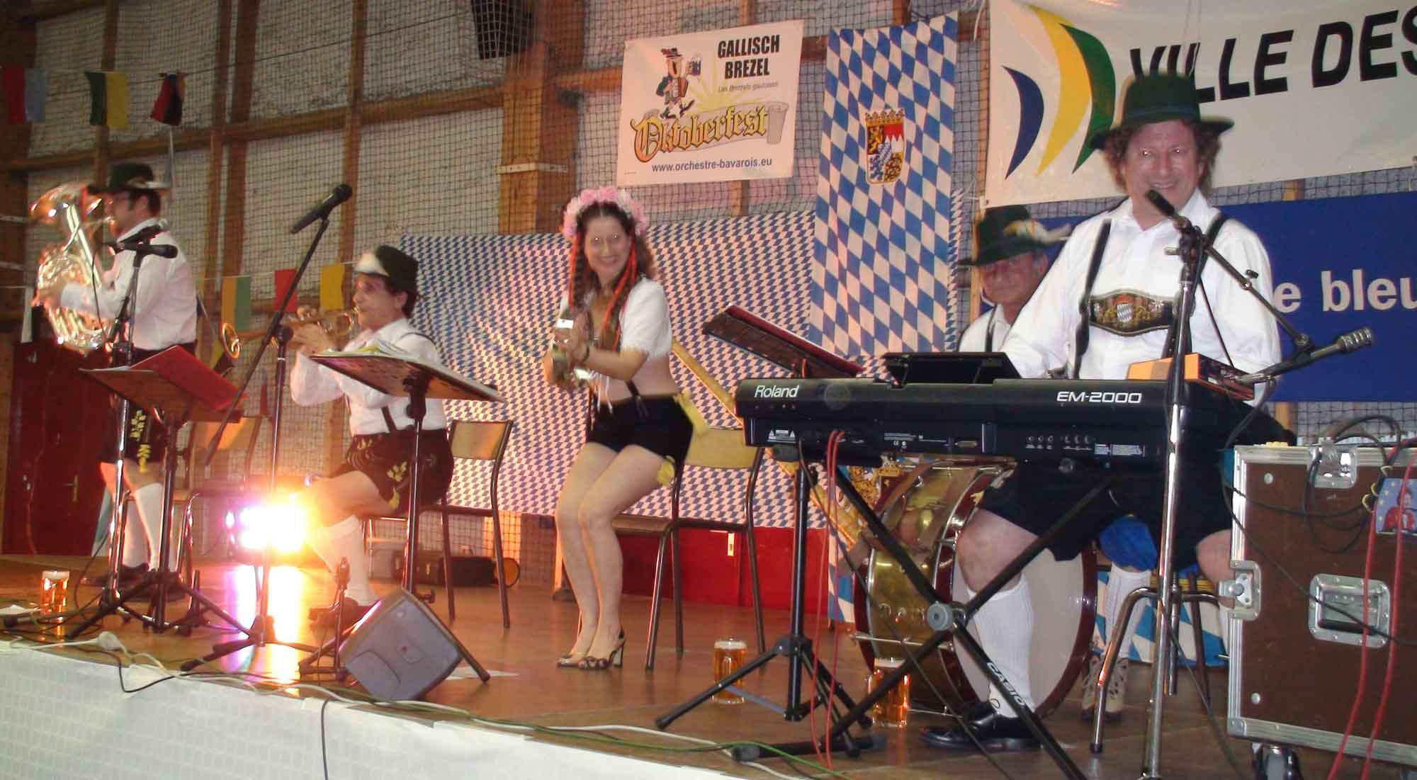 Les Pieux 50 (2009)-soirée bavaroise 2