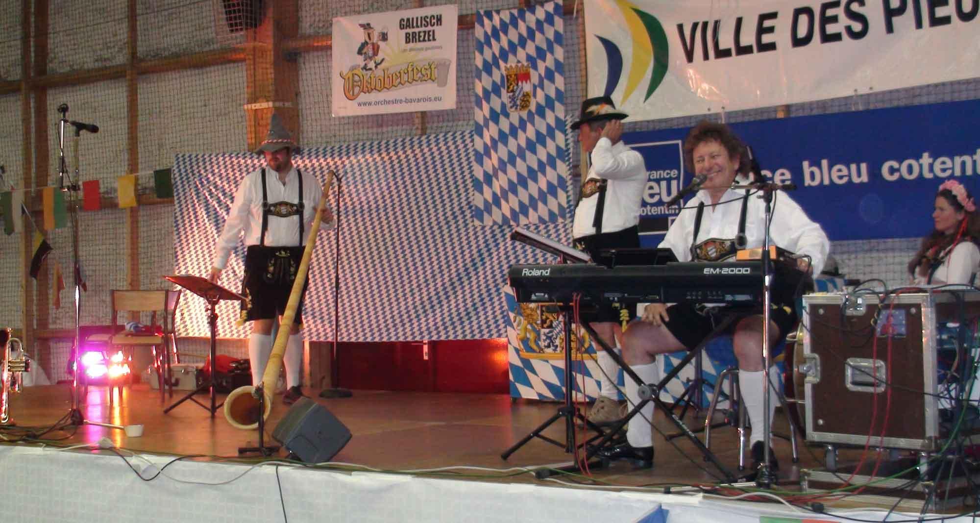 Les Pieux 50 (2009)-soirée bavaroise 13