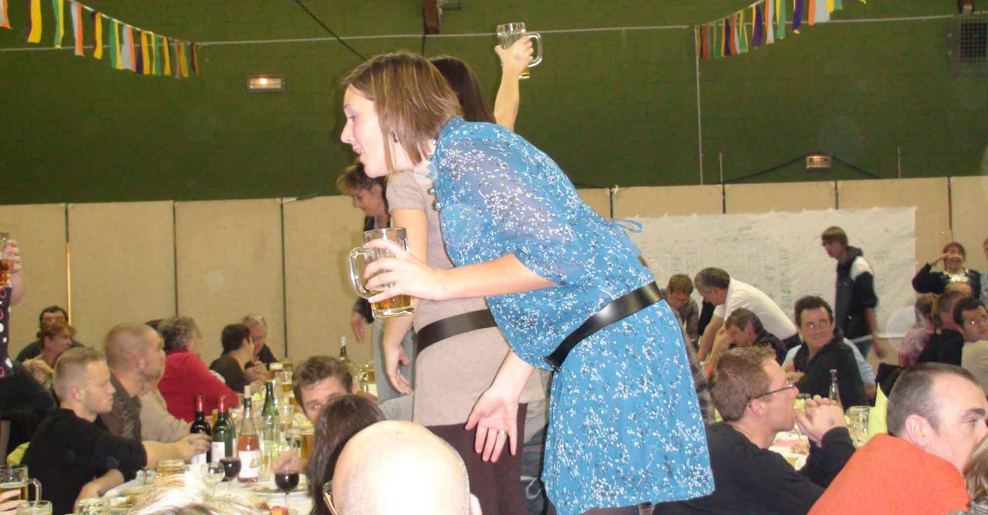 Les Pieux 50 (2009)-soirée bavaroise 7