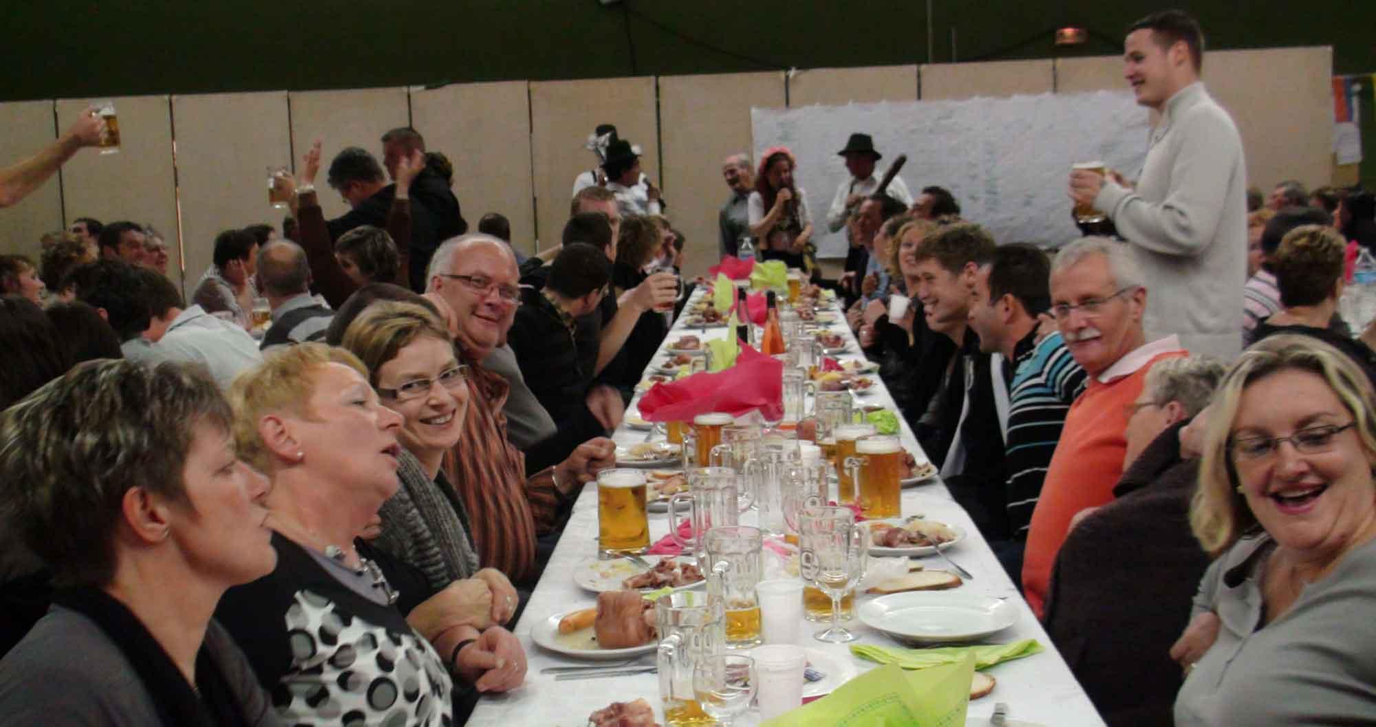 Les Pieux 50 (2009)-soirée bavaroise 8