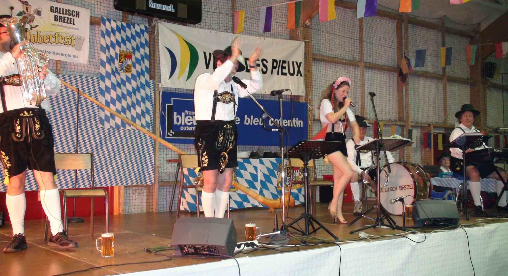 Les Pieux 50 (2009)-soirée bavaroise 9
