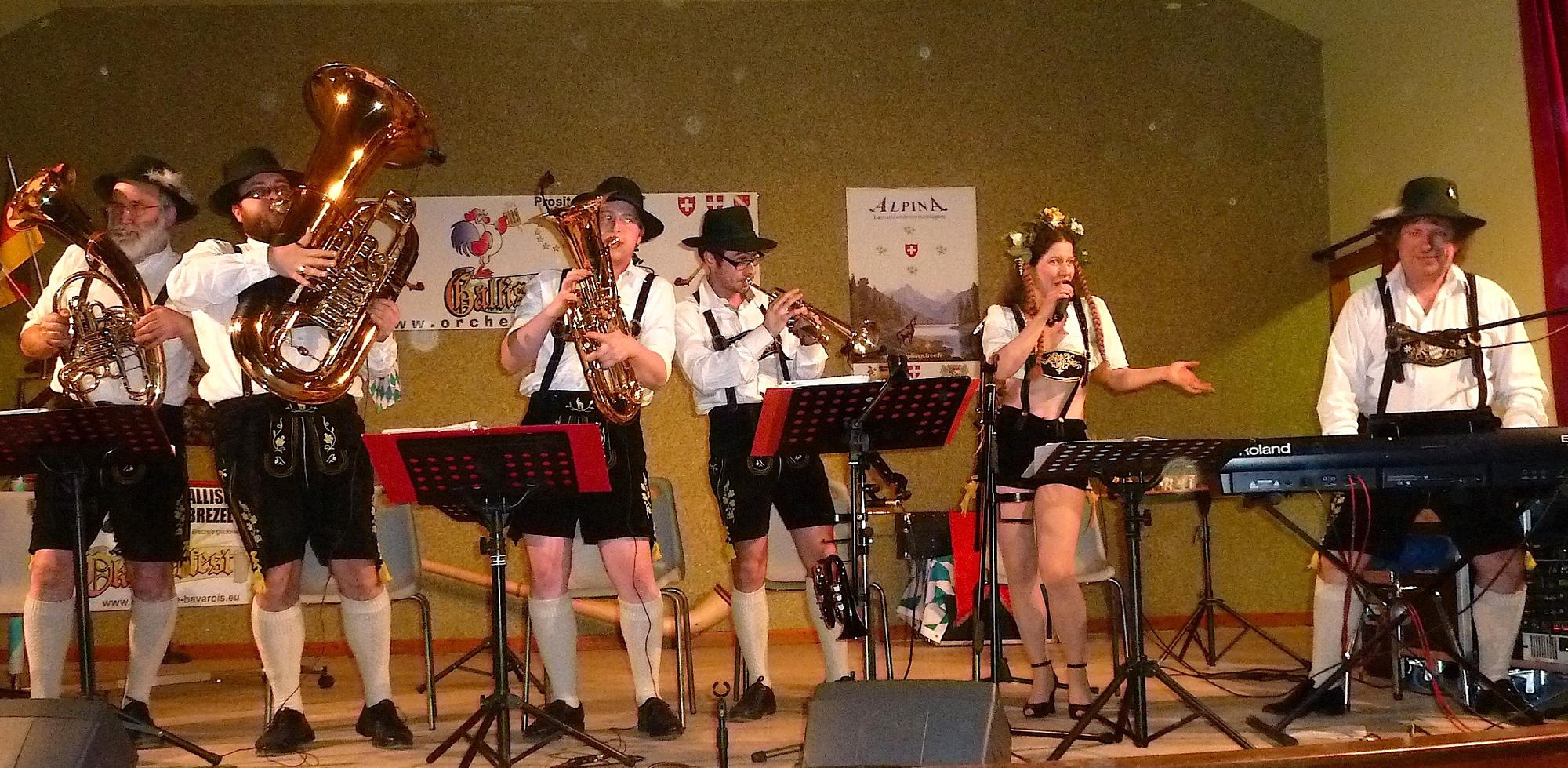La Croix aux Mines 88 (2011)-musique de la montagne-orchestre bavarois 4