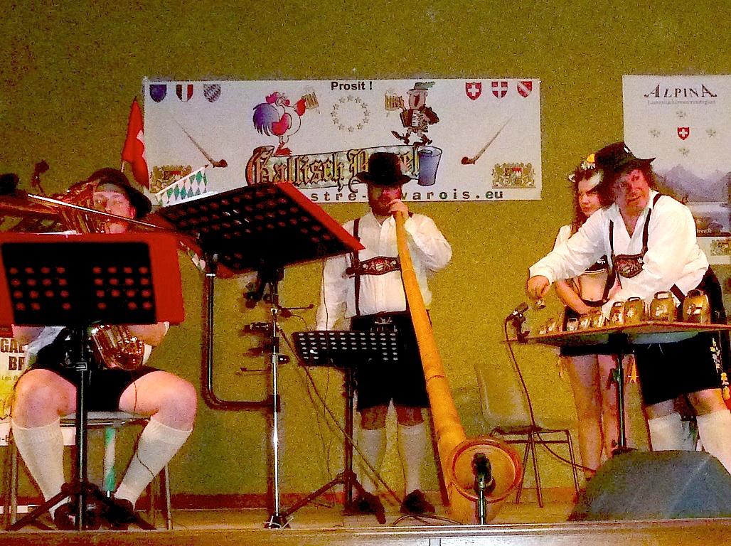 La Croix aux Mines 88 (2011)-musique de la montagne-orchestre bavarois 2