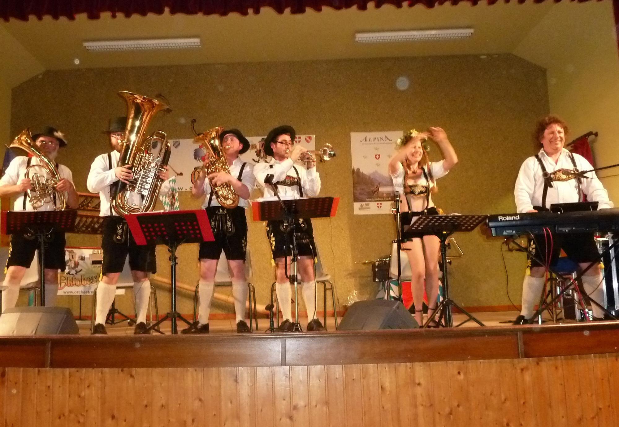 La Croix aux Mines 88 (2011)-musique de la montagne-orchestre bavarois 6