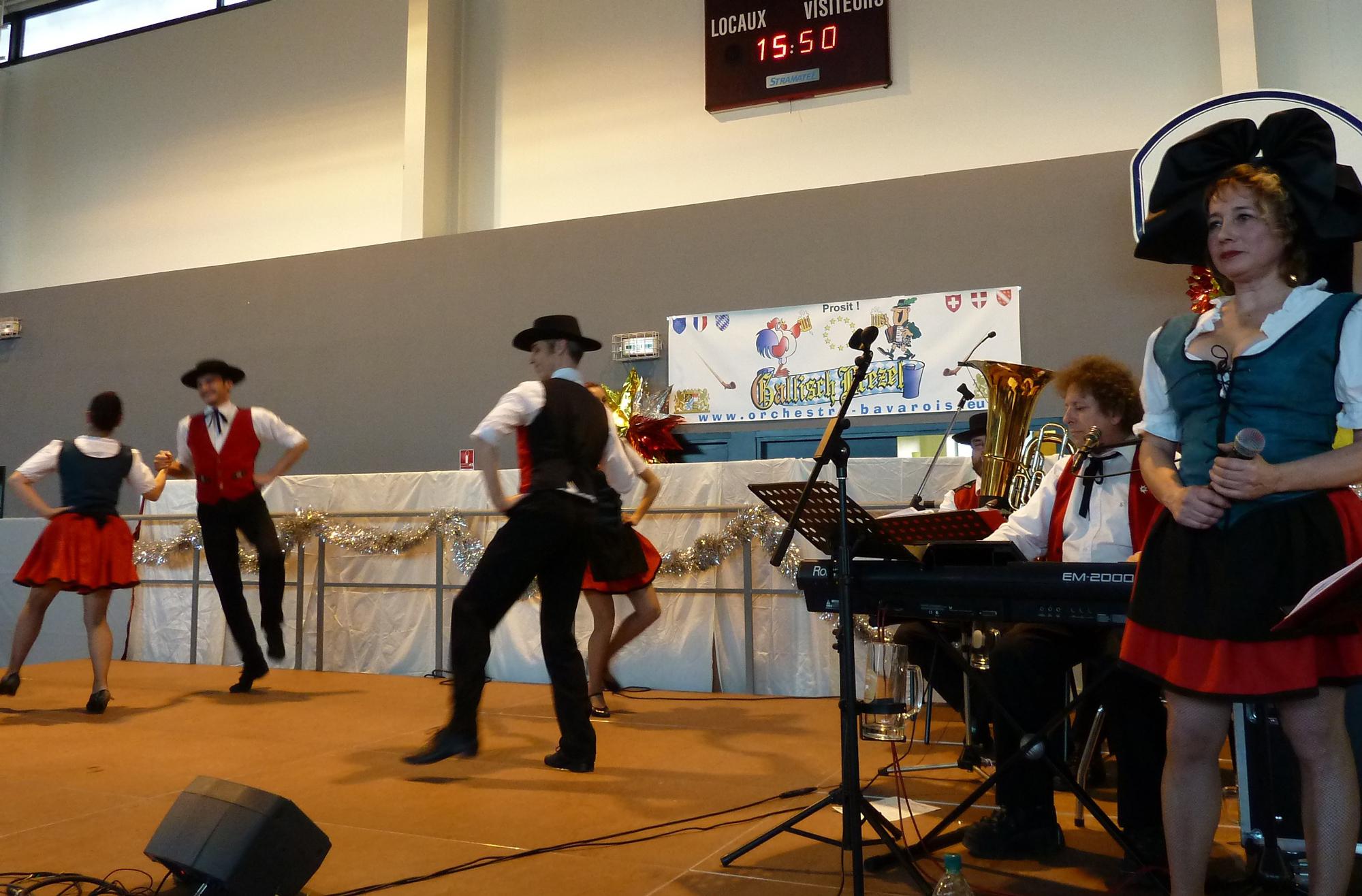 Le Coudray Montceau 91-2010-cor des alpes-orchestre alsacien 1