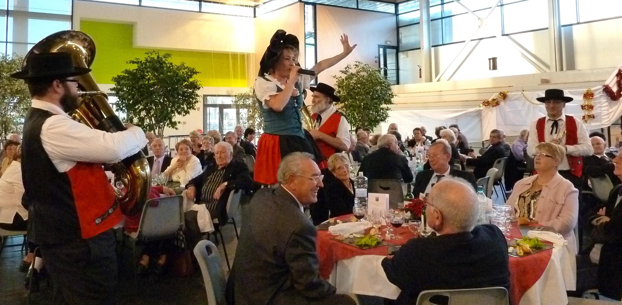 Le Coudray Montceau 91-2010-cor des alpes-orchestre alsacien 7