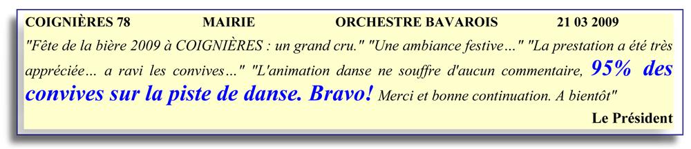 Coignières 78-2009-orchestre bavarois