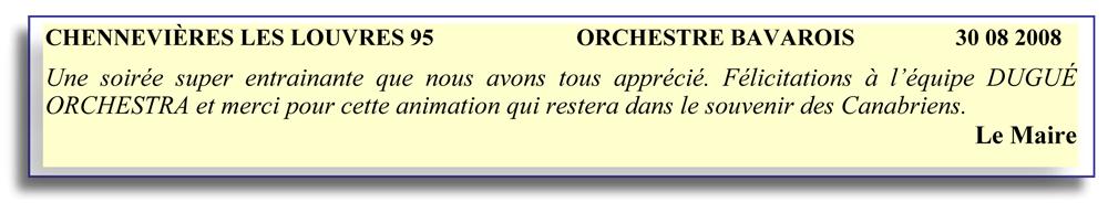 Chennevières les Louvres 95 (2008)-orchestre bavarois
