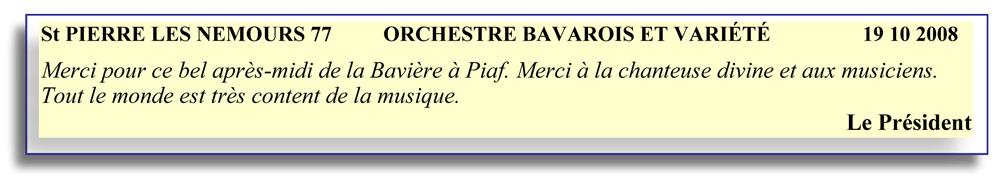 Saint Pierre les Nemours 77-2008-orchestre bavarois-orcheste de variete