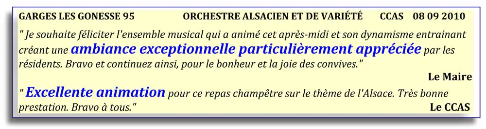 Garges les Gonesse 95 (2010)-orchestre alsacien