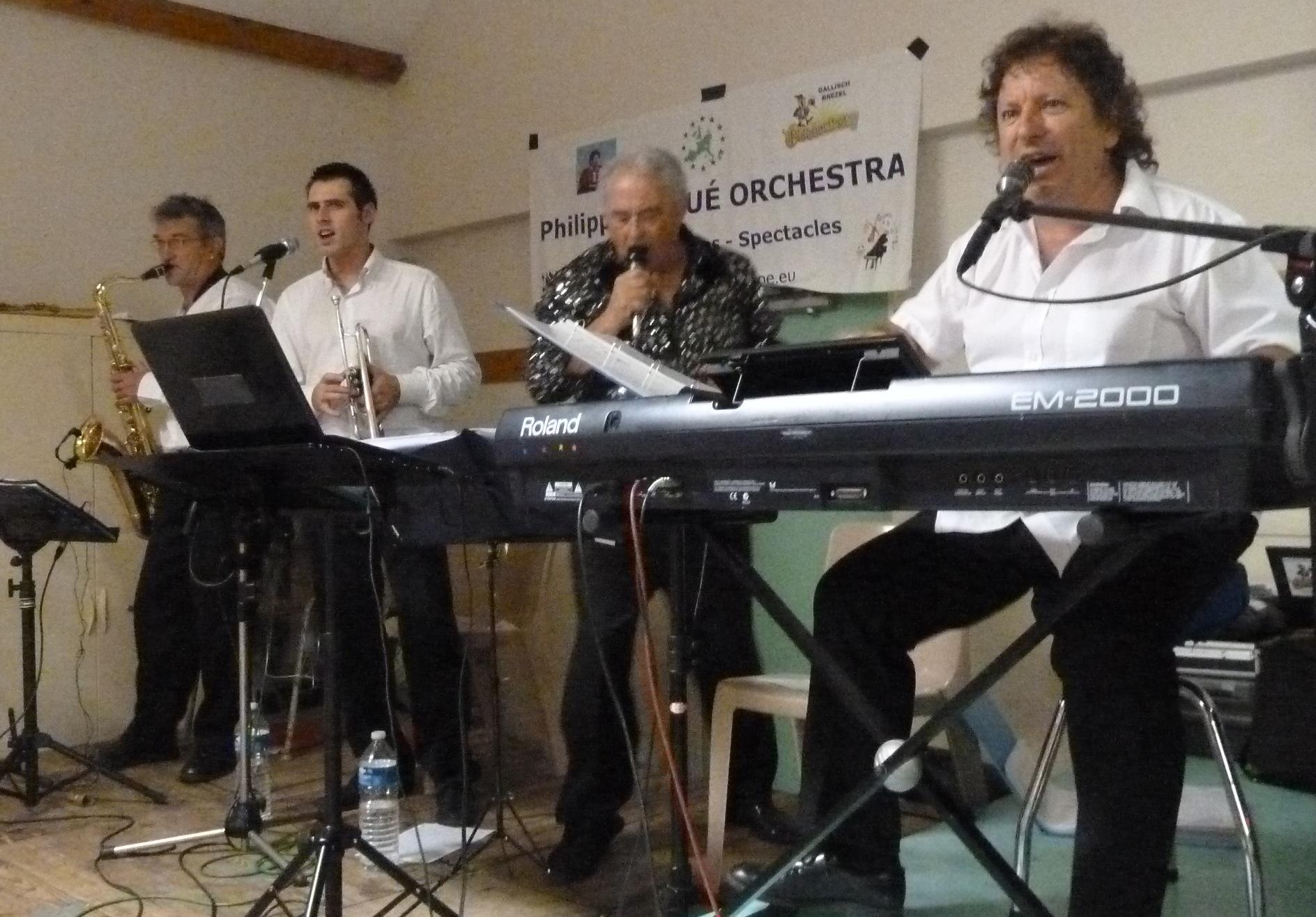 Chennevières les Louvres 95 (2011)-orchestre de variété 1