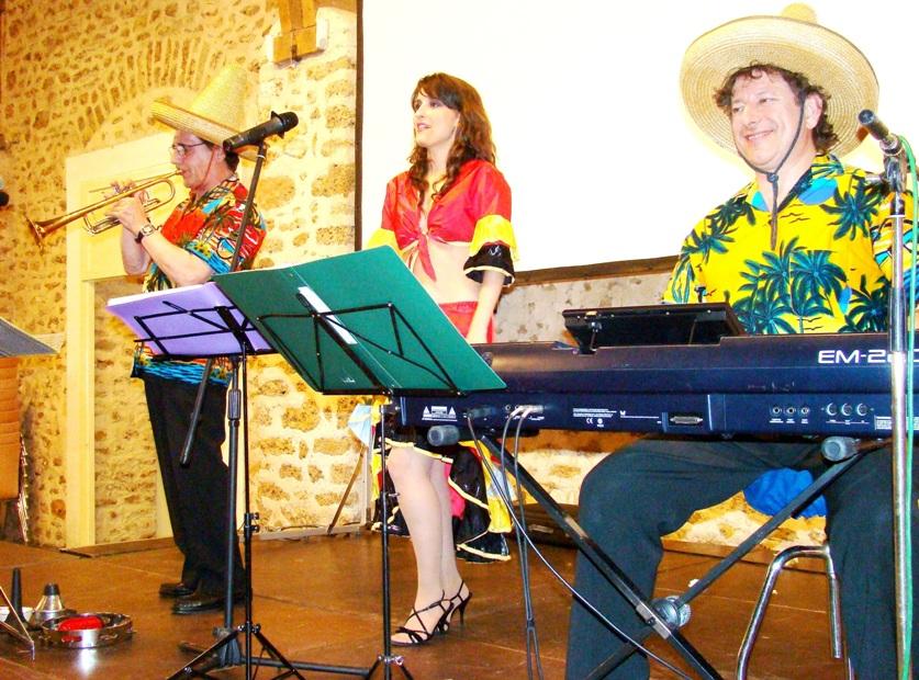 Brétigny sur Orge 91 (2008)-soirée latino-spectacle folklorique 2