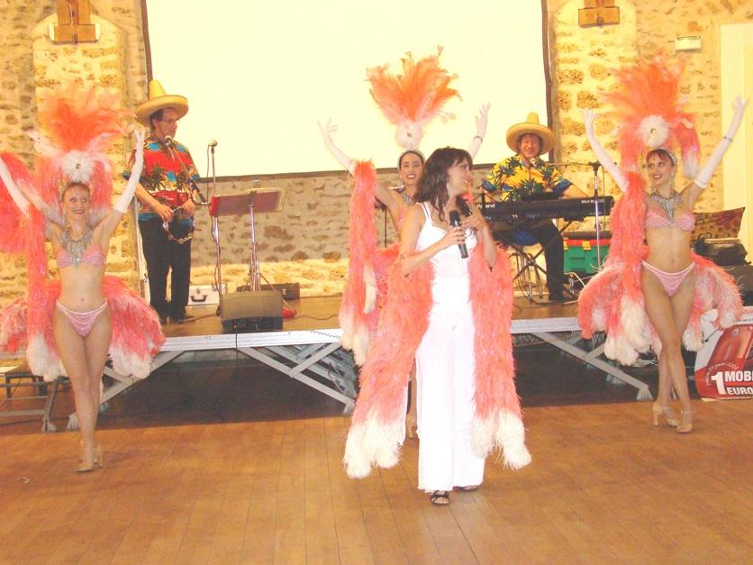 Brétigny sur Orge 91 (2008)-soirée latino-spectacle folklorique 1