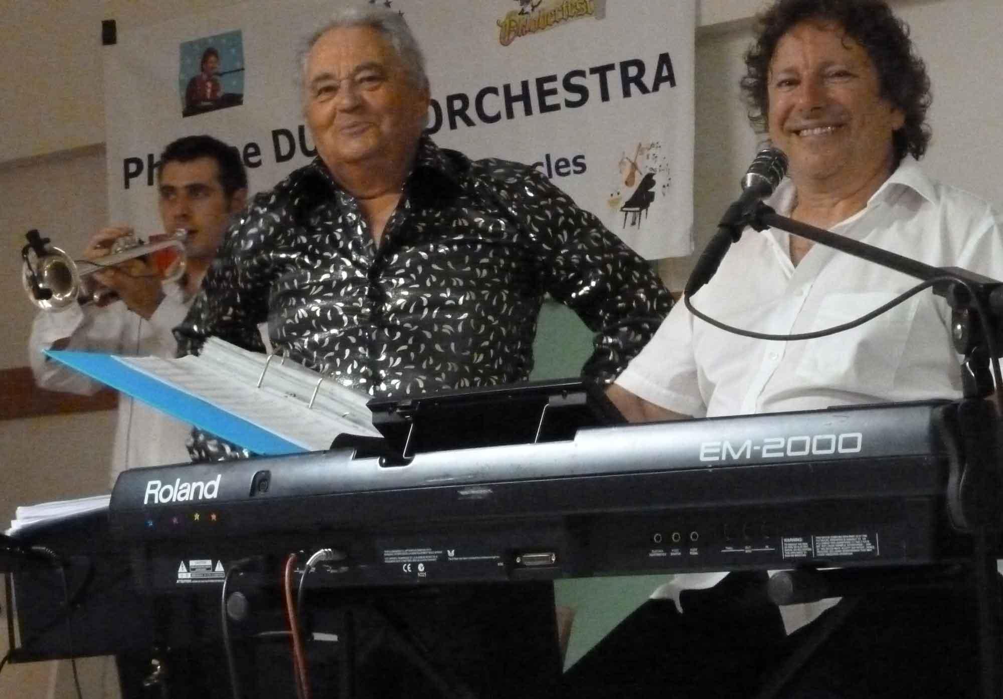 Chennevières les Louvres 95 (2011)-orchestre de variété 2