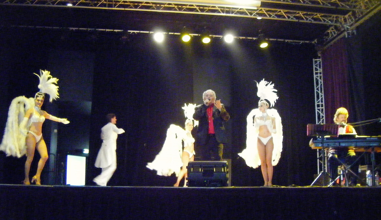 Château Renault - 37 - 2014 - spectacle folklorique 3