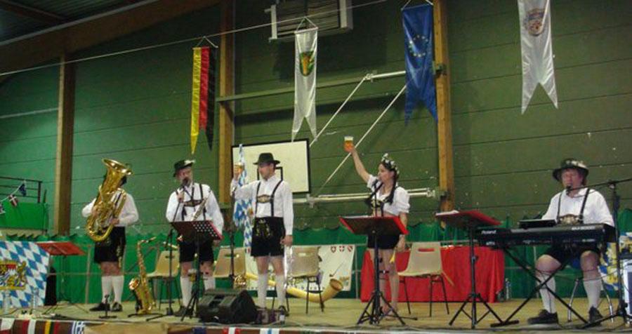 Bois d Arcy 78 - 2014 - orchestre bavarois 1