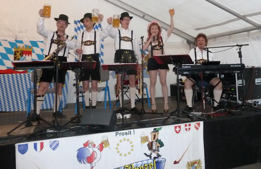 Differdange Luxembourg 2013- orchestre bavarois 2