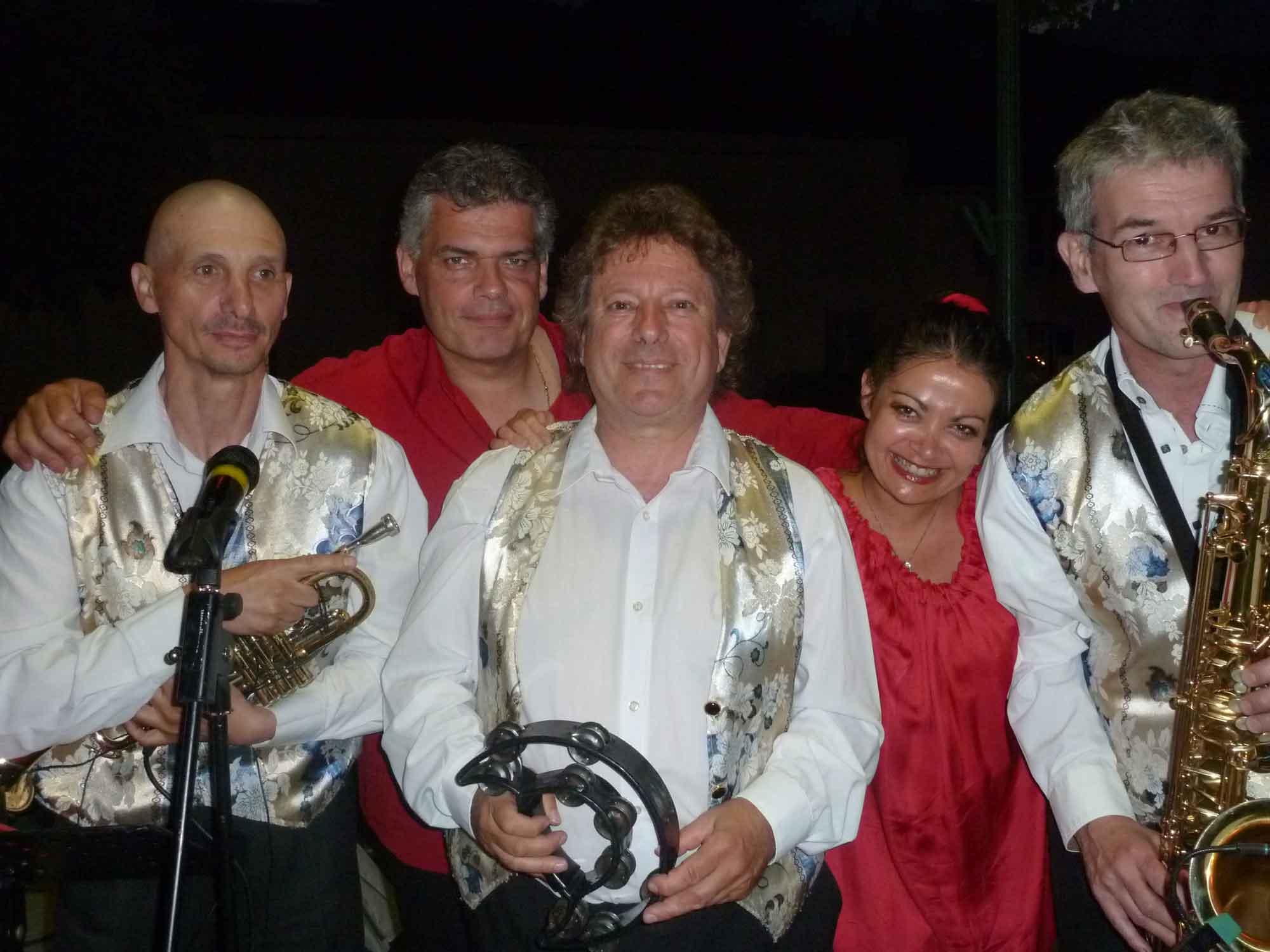 Etrechy 91 2013- orchestre de variété 1