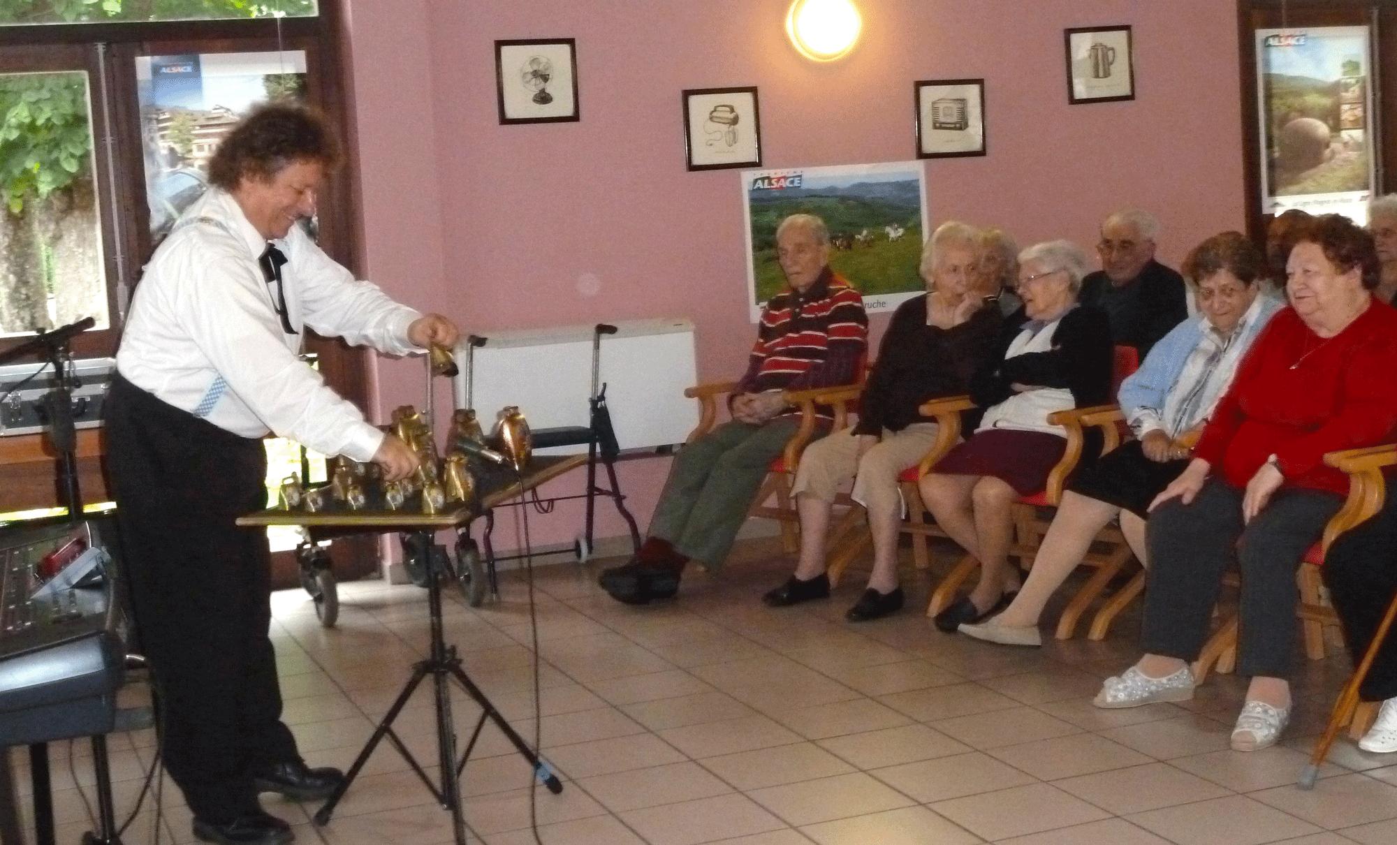 La Queue Les Yvelines 78-2013-orchestre alsacien 2