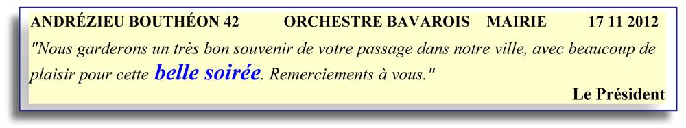 Andrézieu Bouthéon 42-2012-orchestre bavarois
