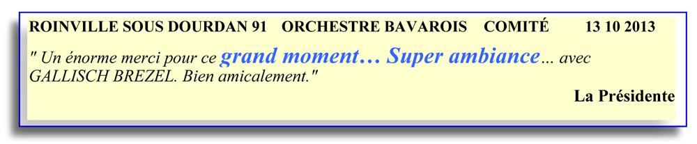 Roinville sous Dourdan 91 (2013)-orchestre bavarois