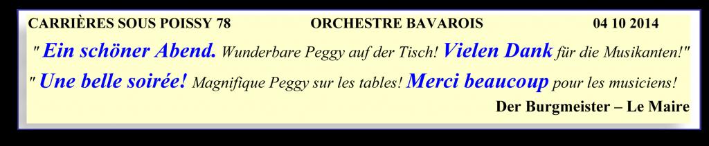 Orchestre bavarois, carrières sous poissy 78 2014.2