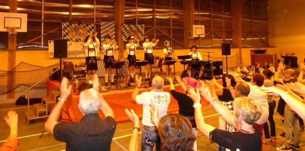 Etang sur Arroux 71 - 2013-orchestre bavarois 1