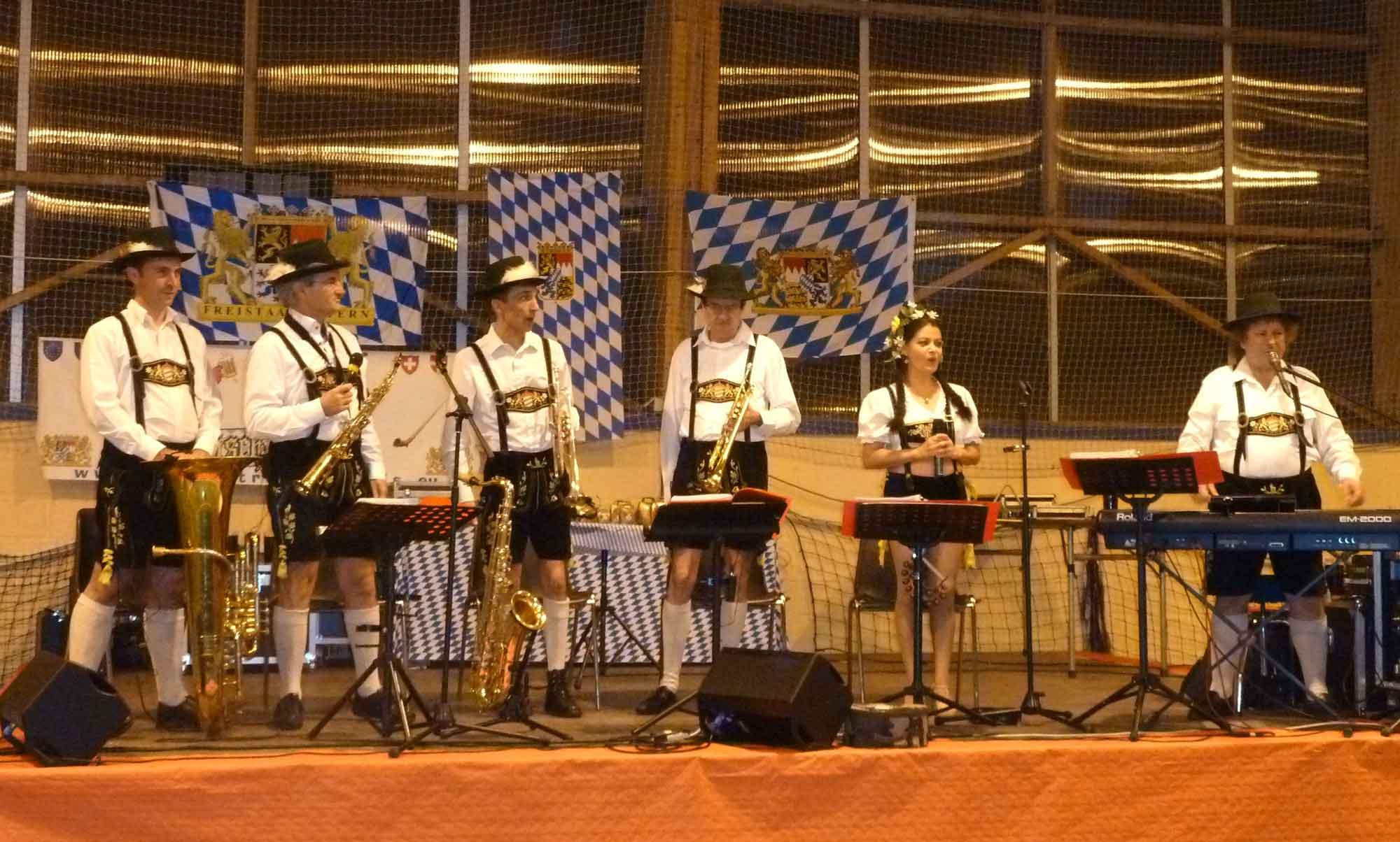 Etang sur Arroux 71 - 2013-orchestre bavarois 2